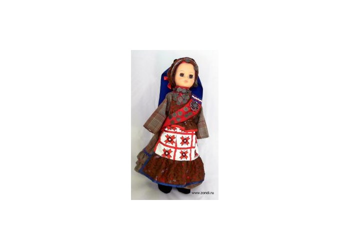 Кукла в татарском национальном